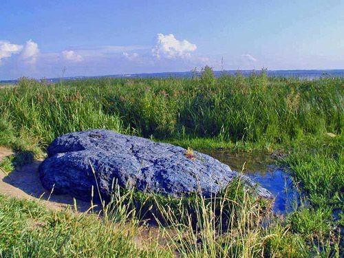 Синий камень - Карта проезда