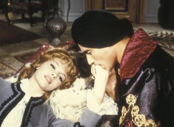 Анжелика и король