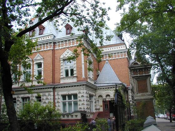 Музей Биологический музей им.