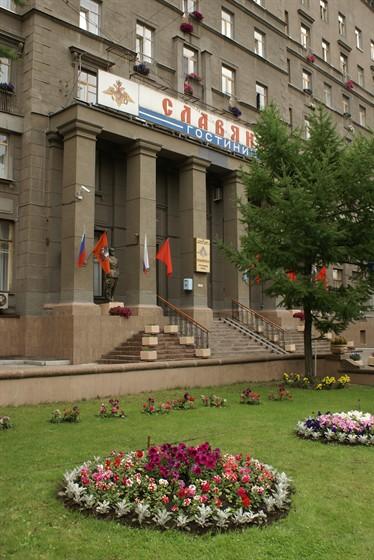 Slavyanka Hotel, Мещанский район.