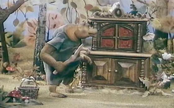 Мультфильм про хомяка и суслика где стручки