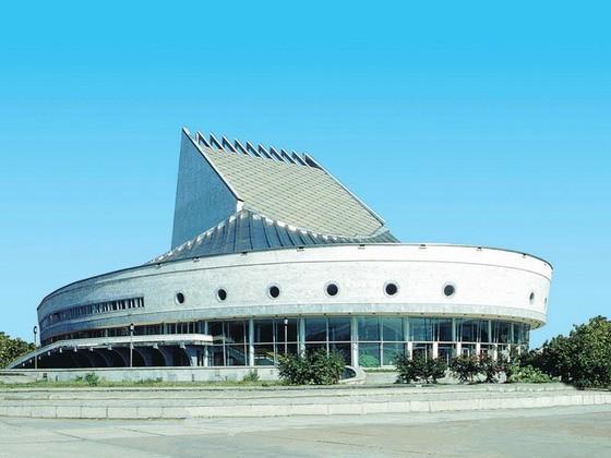 Театр глобус новосибирск