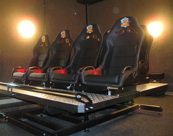 4D Cinema на Пресненском Валу