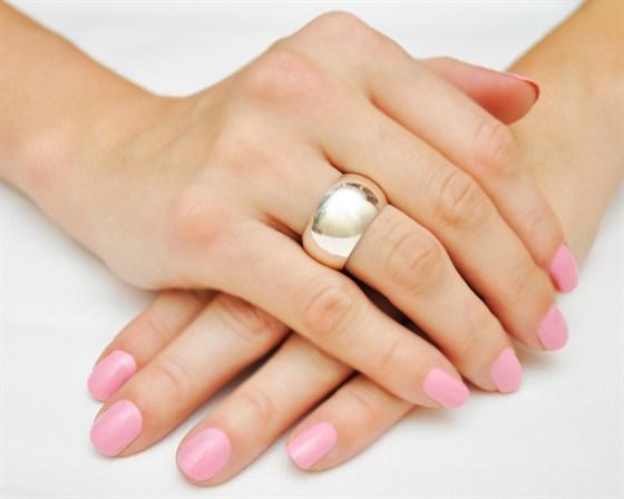 обручальные кольца дутые фото