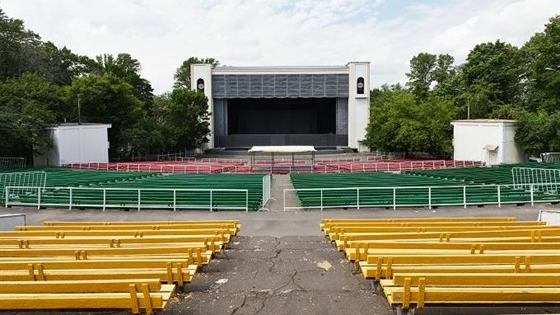 Концертный зал Зеленый театр