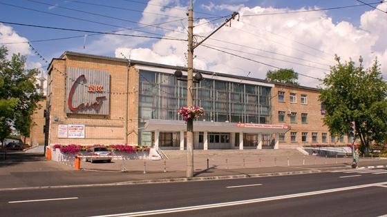Концертный зал ДК «Салют»