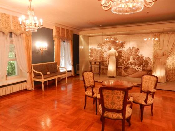 Люблино впервые упоминается в XVI веке...  Музей Дворец Дурасова в усадьбе Люблино - Фотографии - Музей (11 из 12)...