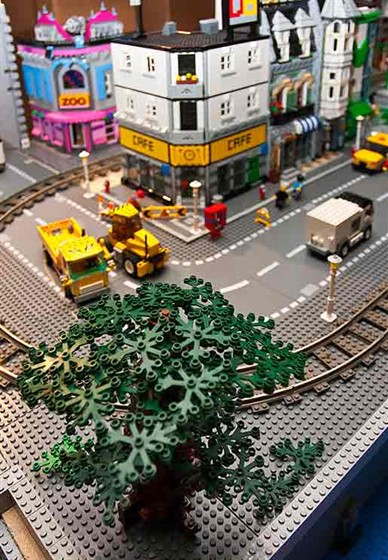 Лего постройки легкие