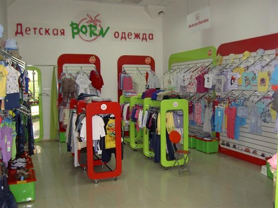 Вывеска магазин детской одежды 9