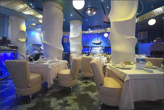 Море времени, ресторан.  Фото-каталог ресторанов Москвы и Московской...